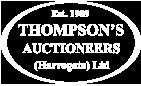 Thompsons Auctioneers